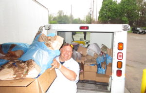 Letter Carriers Food Drive Follow-up