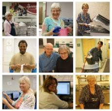 Haven of Rest Ministries' Volunteers