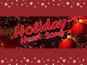 """Holiday Heart Song """"Virtual"""" Vocal Benefit Contest 2020"""