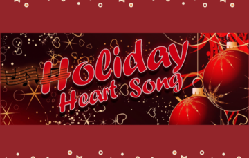 "Holiday Heart Song ""Virtual"" Vocal Benefit Contest 2020"