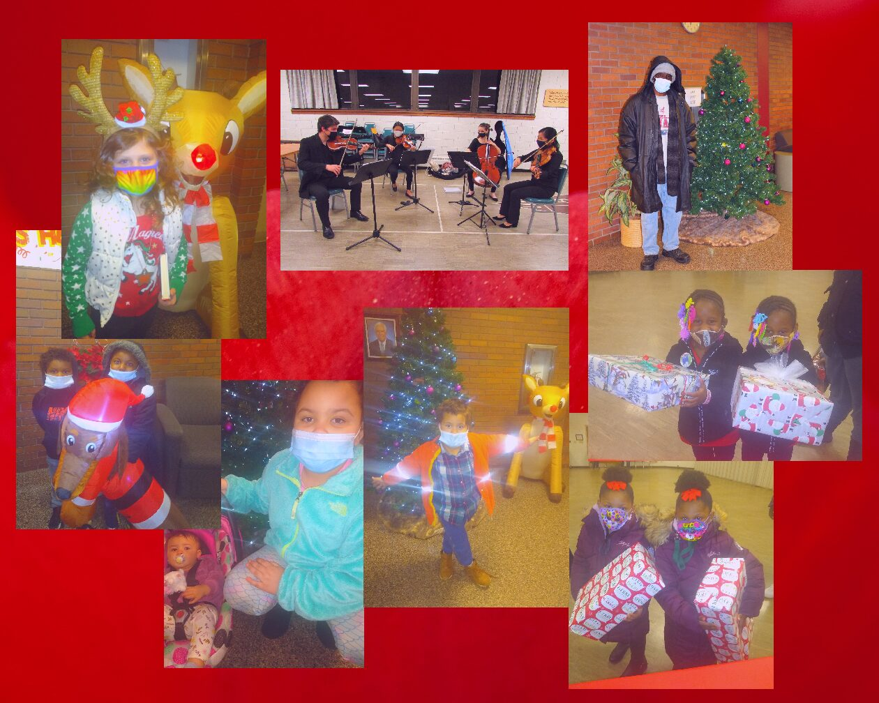 Christmas Festivities!